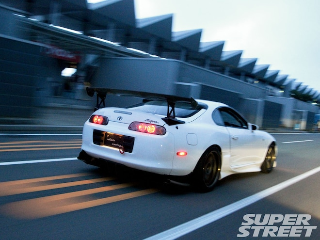 JZA80 Toyota Supra Turbo - Add + Mix = Enjoy