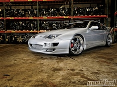 Andy Turpin S 1990 Nissan 300zx Twin Turbo Modified Magazine