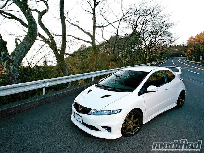2010 Honda Civic Type-R EURO - R Unlimited