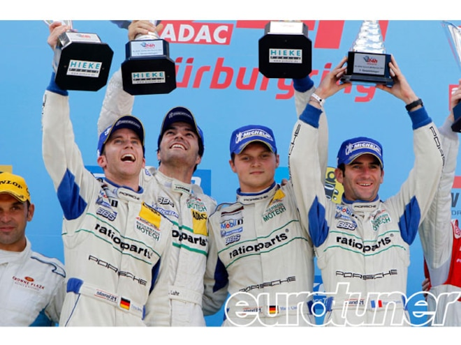 Results from 2011 Nurburgring 25-Hour Race - Web Exclusive