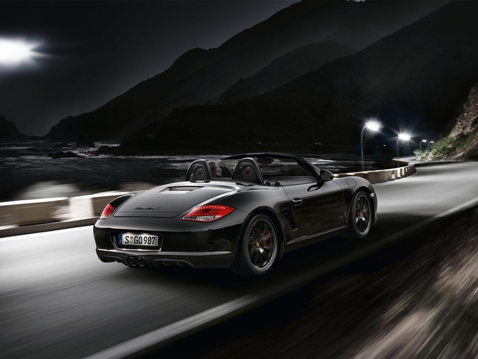 Porsche Boxster S Black Edition Has More Features More Value And More Horsepower European Car Magazine