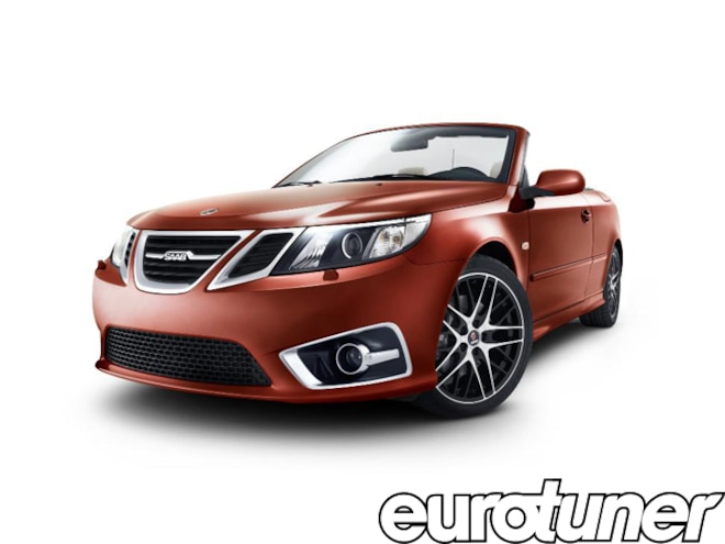 Saab 9-3 Convertible Limited Edition Celebrates Independence - Web Exclusive