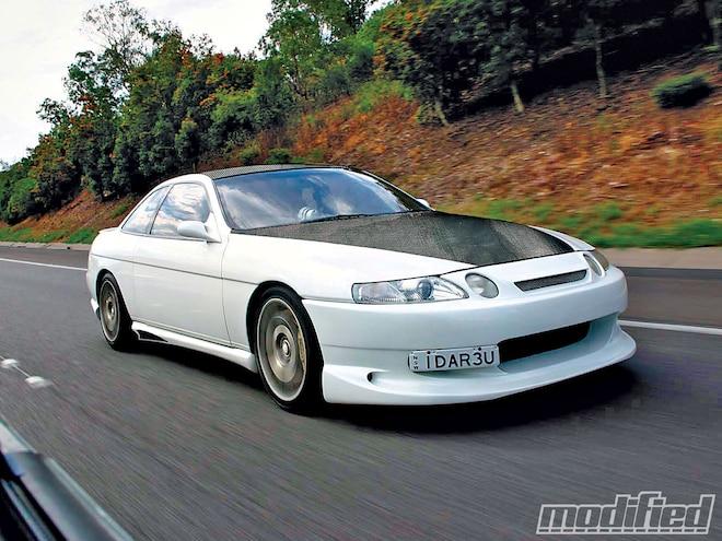 Toyota JZ Engine