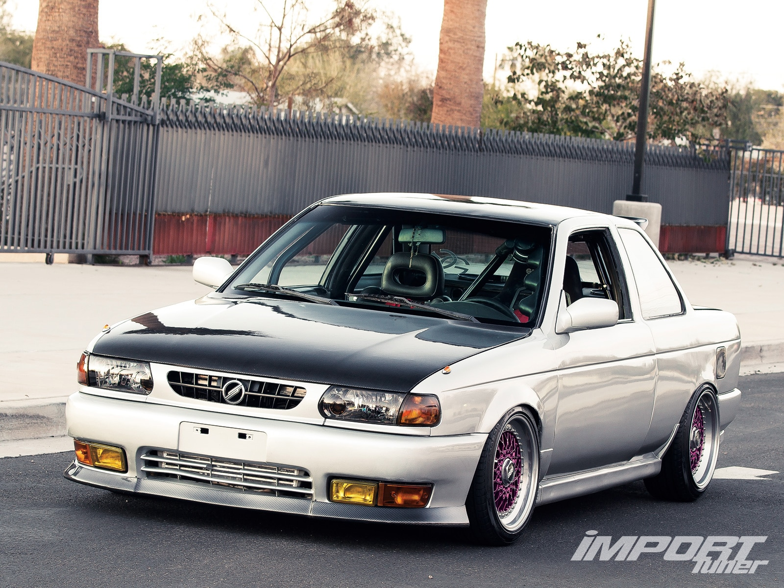 1992 Nissan Sentra Xe Import Tuner Magazine Follow our instagram page @nissansentra_sabreclub. super street