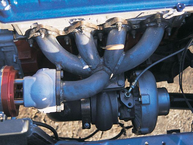 Turbocharged Honda Civic Hatchback - B18 Turbo - Turbo