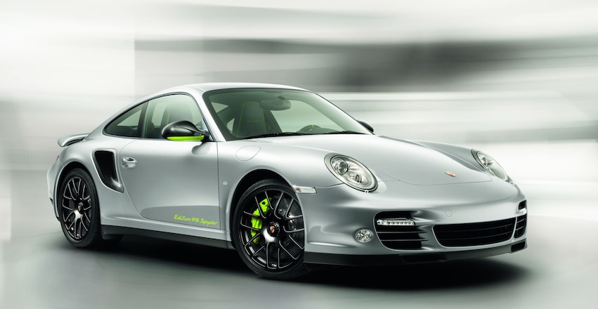 Porsche's Plug-in Hybrid 918 Spyder Goes From Dream to Reality - Web Exclusive