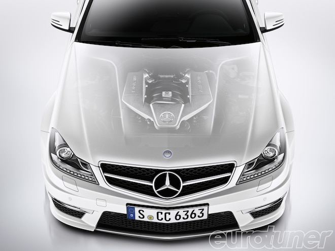 2012 C63 AMG Coupe - Web Exclusive