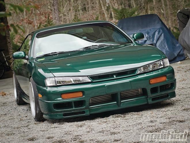 1998 Nissan 240sx - Spencer Tull