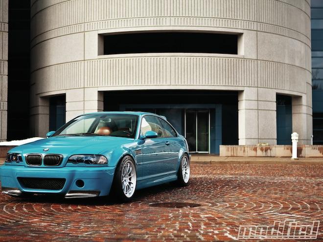 2001 BMW M3 - Franco Regalo