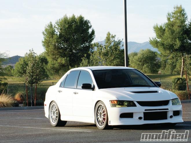 2006 Mitsubishi Evo IX RS - Francis Turalba