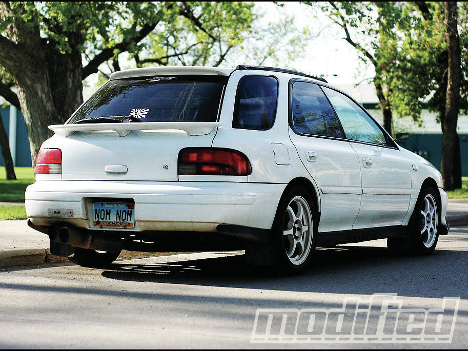 1999 subaru impreza wagon ross perkins modified magazine super street