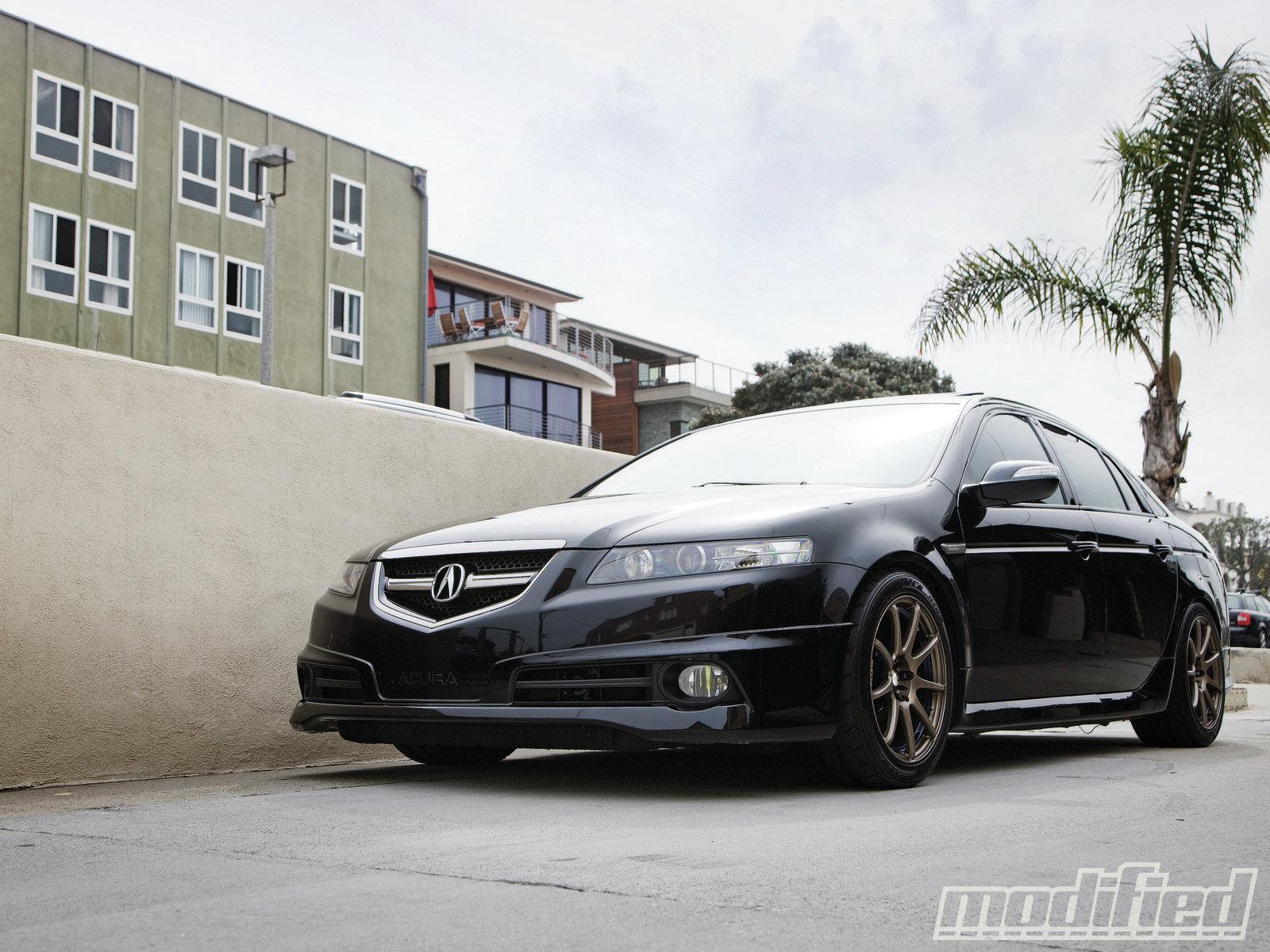2006 Acura Tl Scott Yun Modified Magazine