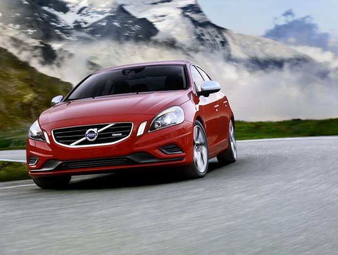 2012 Volvo S60 R-Design XC60 R-Design