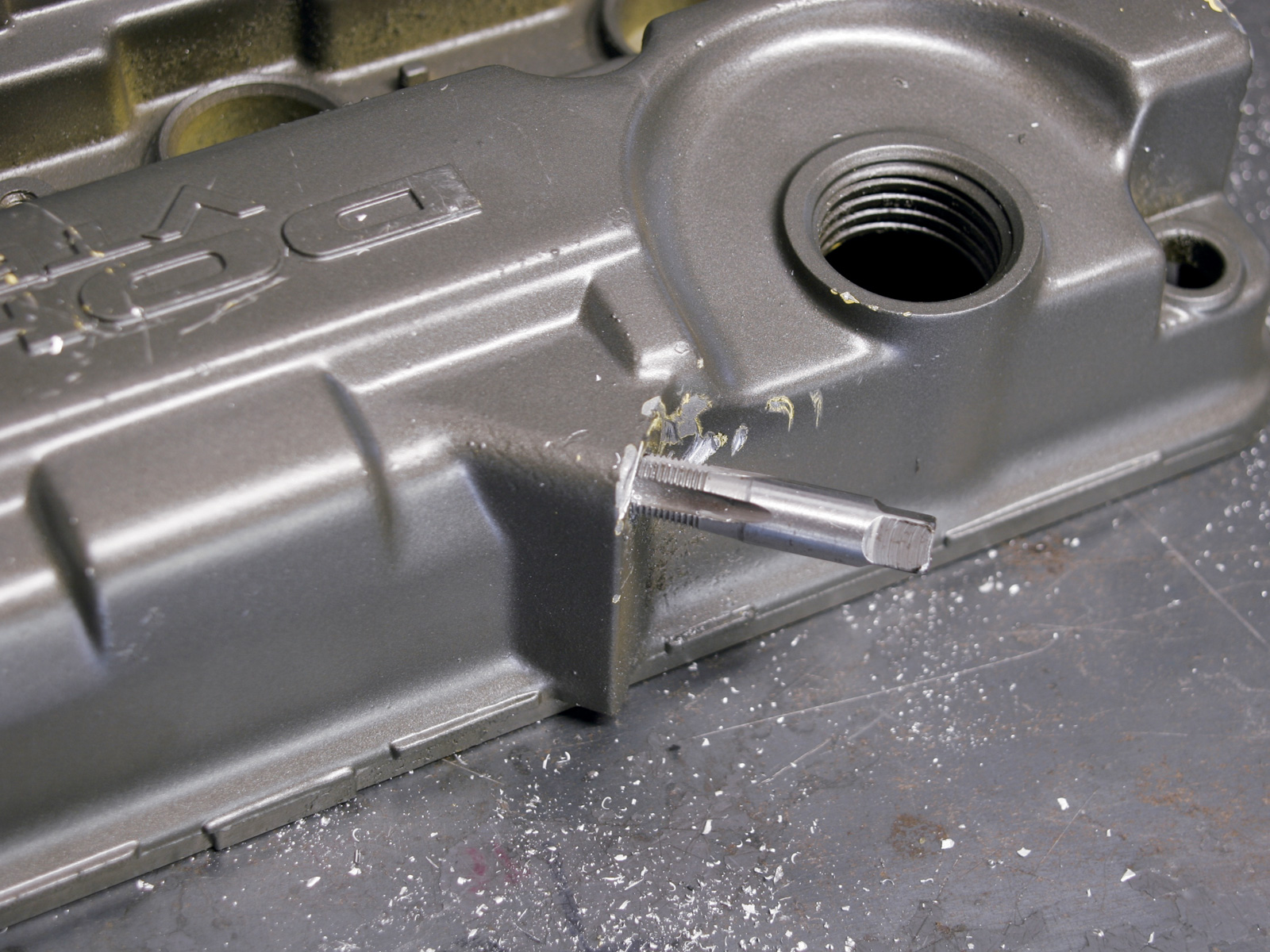 Honda Crankcase Ventilation System - Honda Tuning Magazine