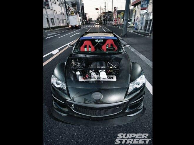 Mazda RX-8 - Happy Ending