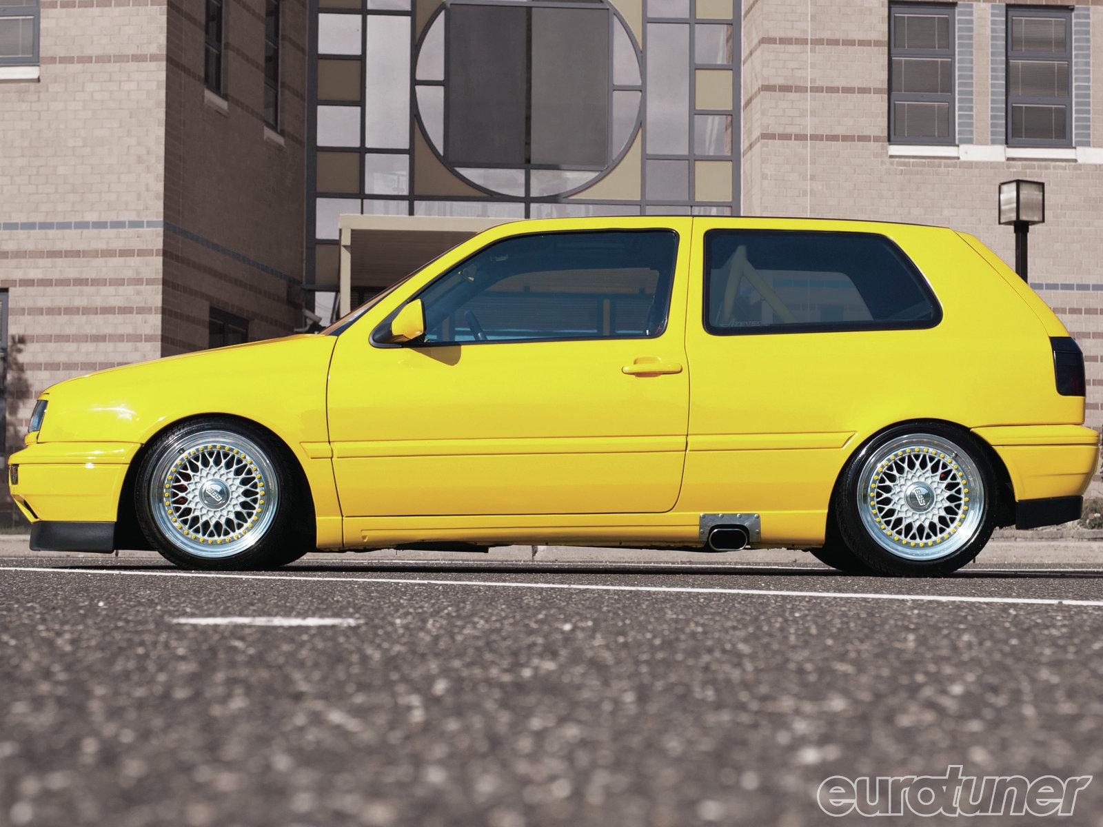 1998 VW GTI VR6 - Hooptie - Eurotuner Magazine