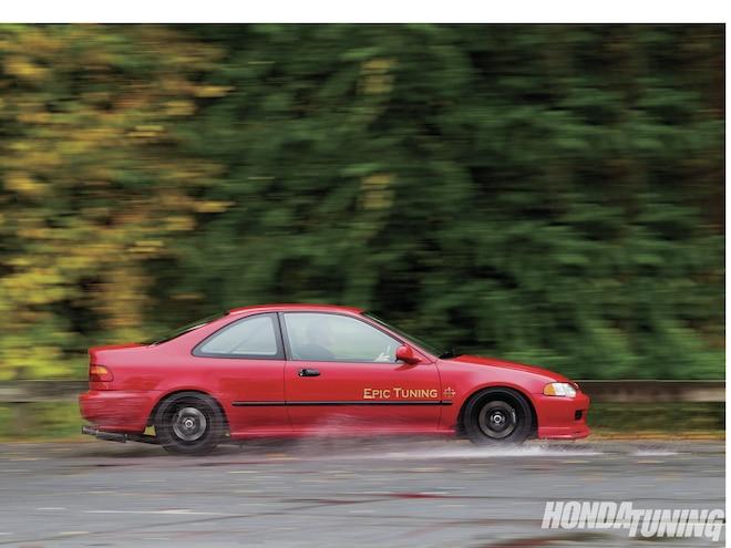 1995 Honda Civic - Novelty No More