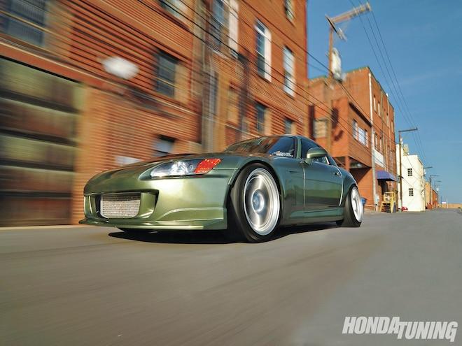 2002 Honda S2000 - Outsourced