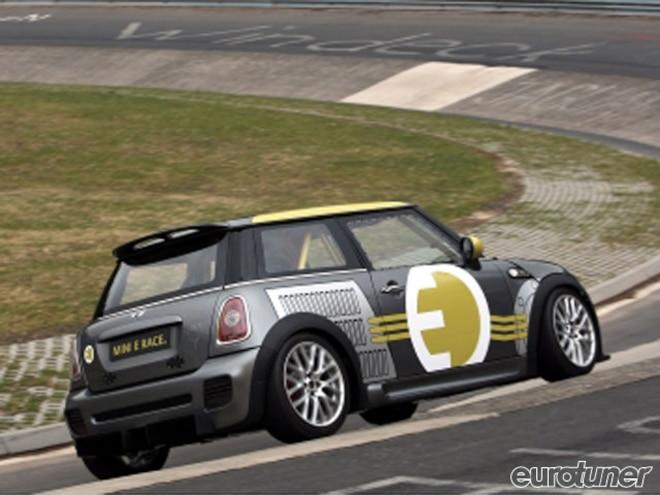 Mini E Race Top Speed - Web Exclusive
