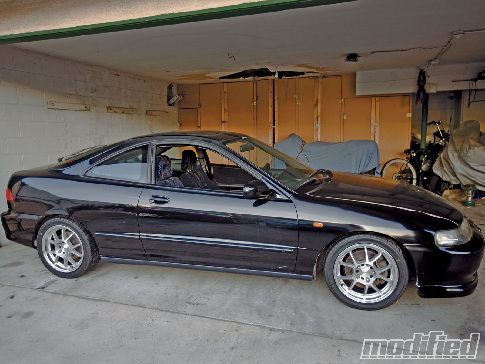 1999 Acura Integra Gs R Tire Review Modified Magazine