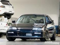 1990 Honda Civic - Full Circle