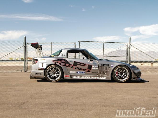 2005 Honda S2000 - AFI Turbo