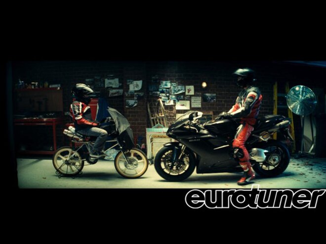 Ducati 'Stay Safe' Campaign - Web Exclusive