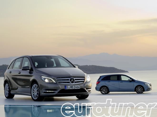 2012 Mercedes-Benz B-Class - Web Exclusive