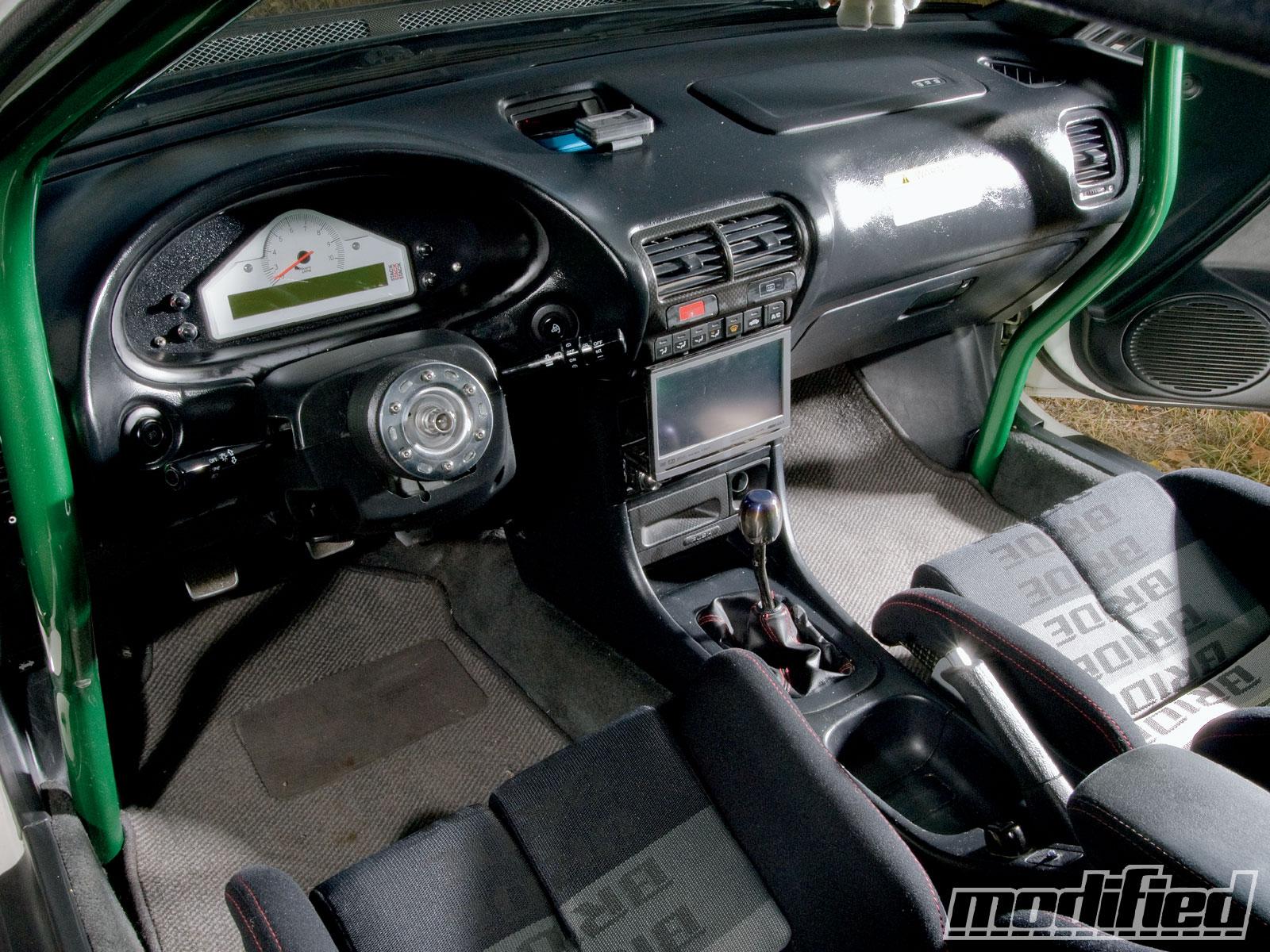 1998 Acura Integra Type R Darren Law Modified Magazine