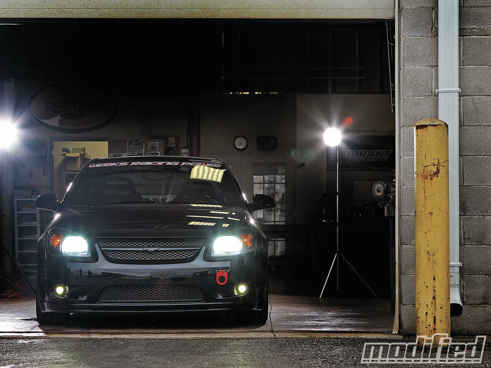 2008 Chevrolet Cobalt SS Turbo - Gettin' Respect - Modified