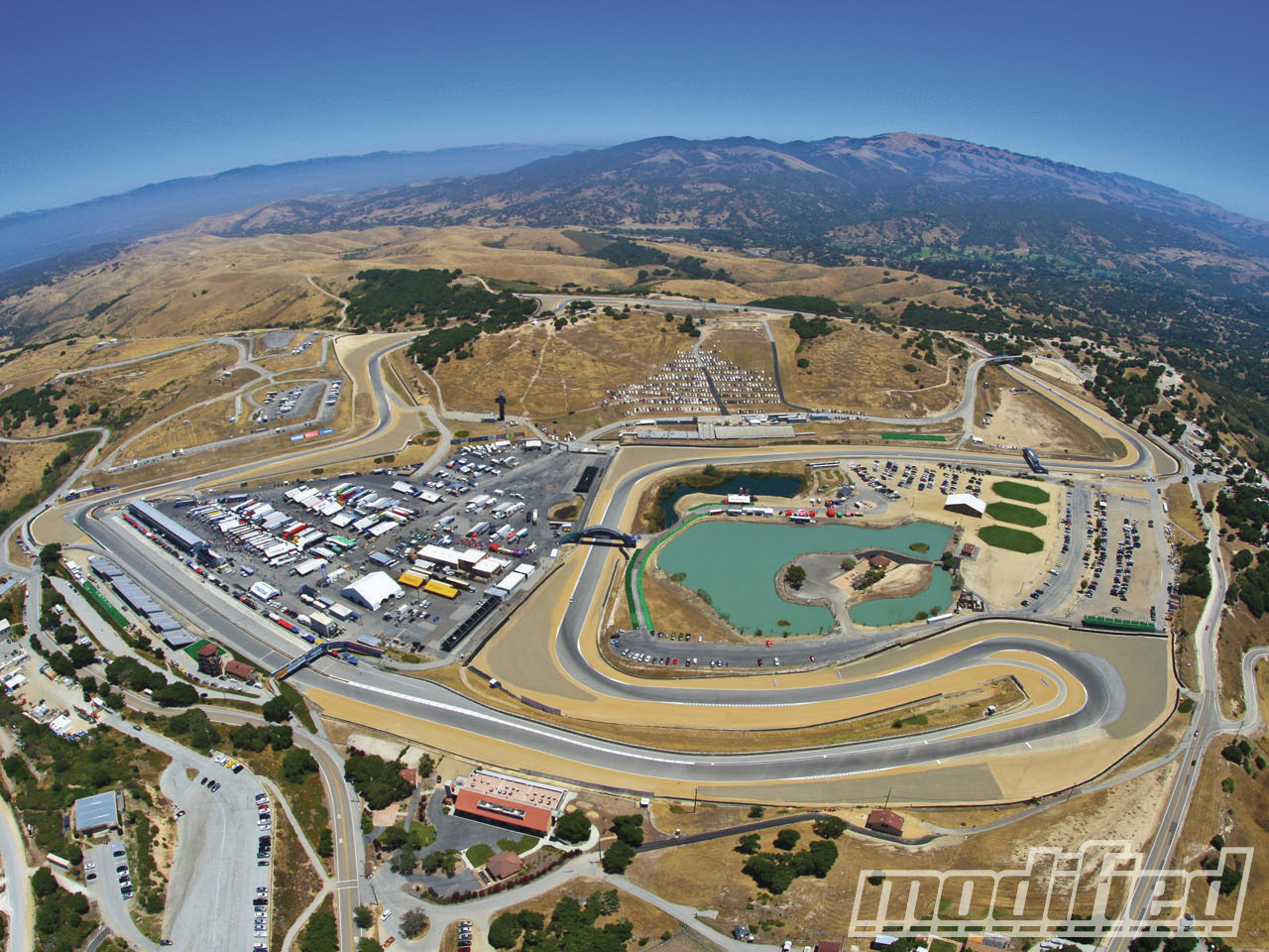 Mazda Raceway Laguna Seca >> Mazda Raceway Laguna Seca Track Review Modified Magazine