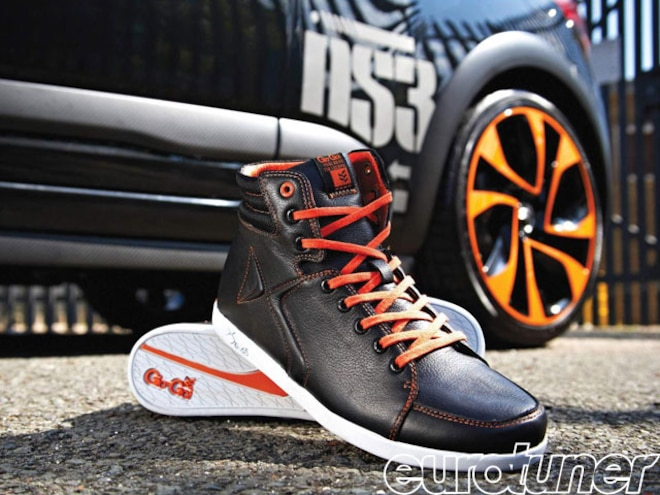 Citroen & Gio-Goi Create Limited Edition Sneakers - Web Exclusive