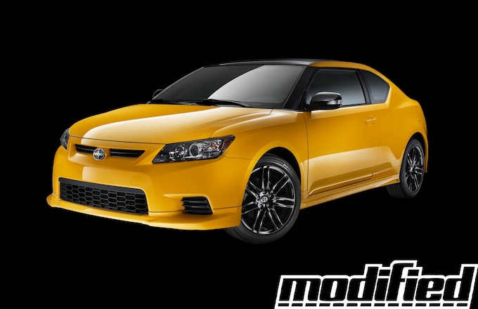 Scion Announces Pricing for 2012 tC and tC Release Series 7.0 Models