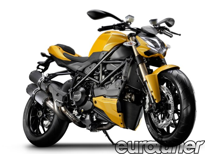 2012 Ducati Streetfighter 848 - Web Exclusive