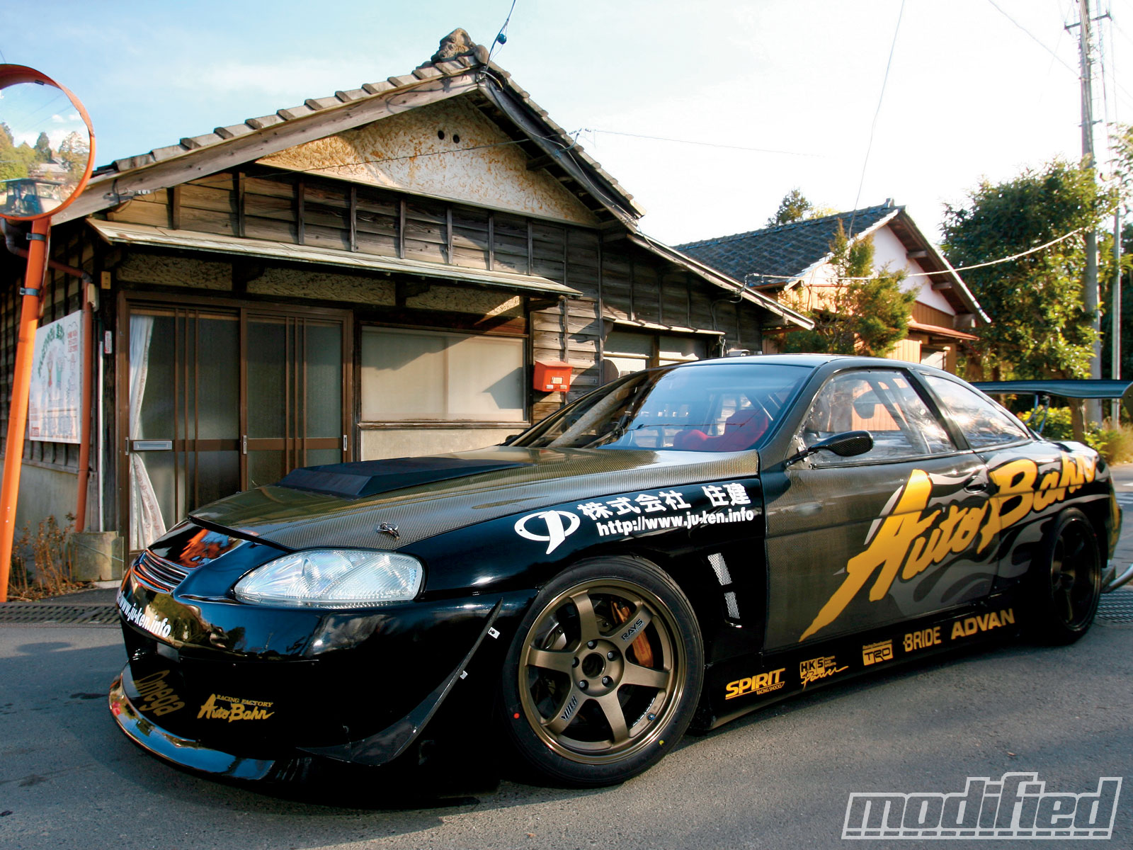 1992 Toyota Soarer - Making It Stick - Modified Magazine