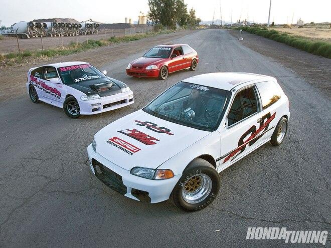 J-Series - Engine Swaps - Honda Tuning Magazine