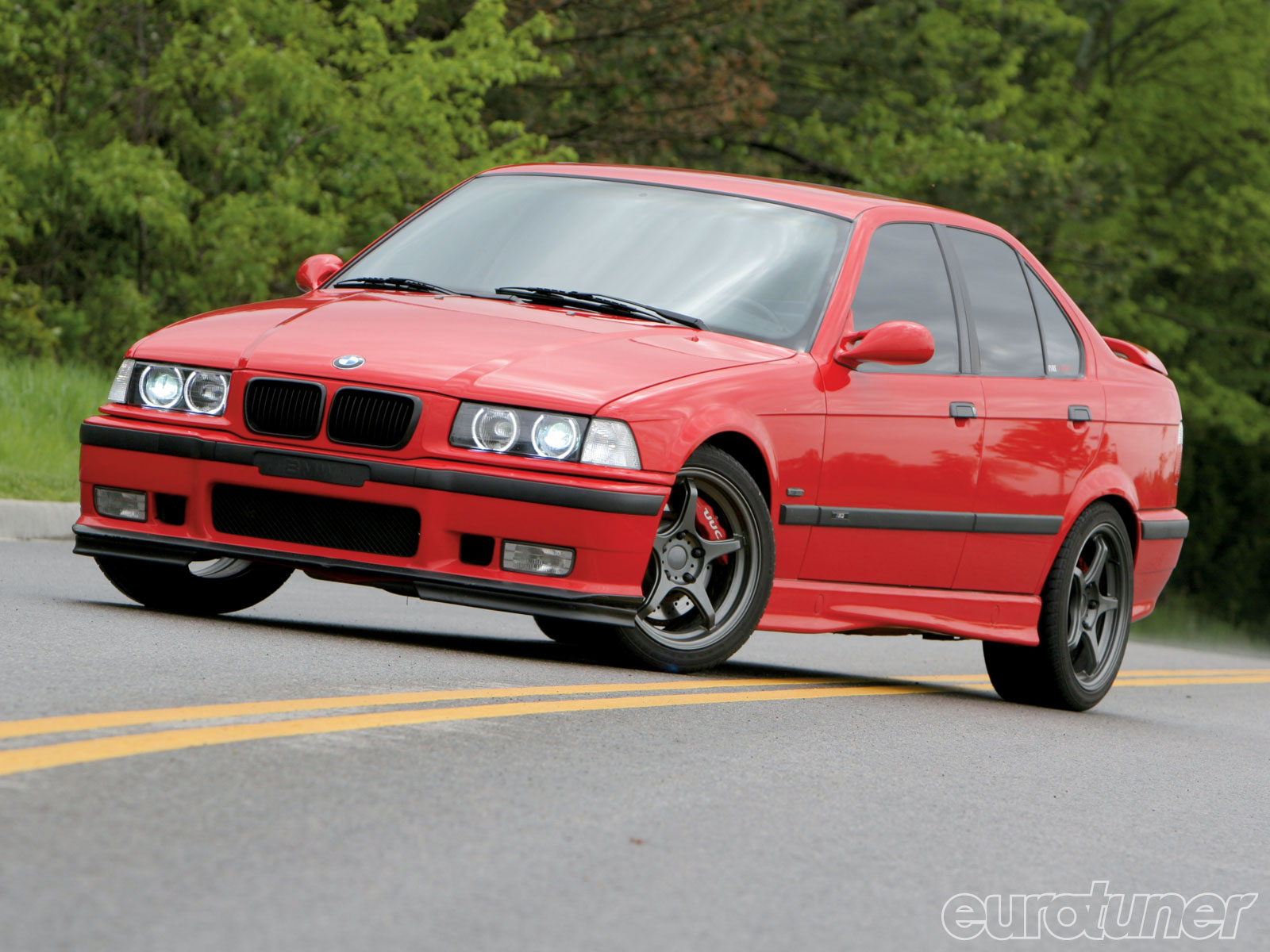 Bmw E36 M3 Project Project Car Eurotuner Magazine