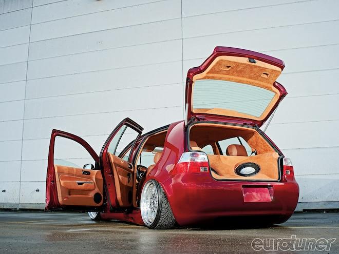 2002 Volkswagen Golf SDI - Low & Slow - VW Golf