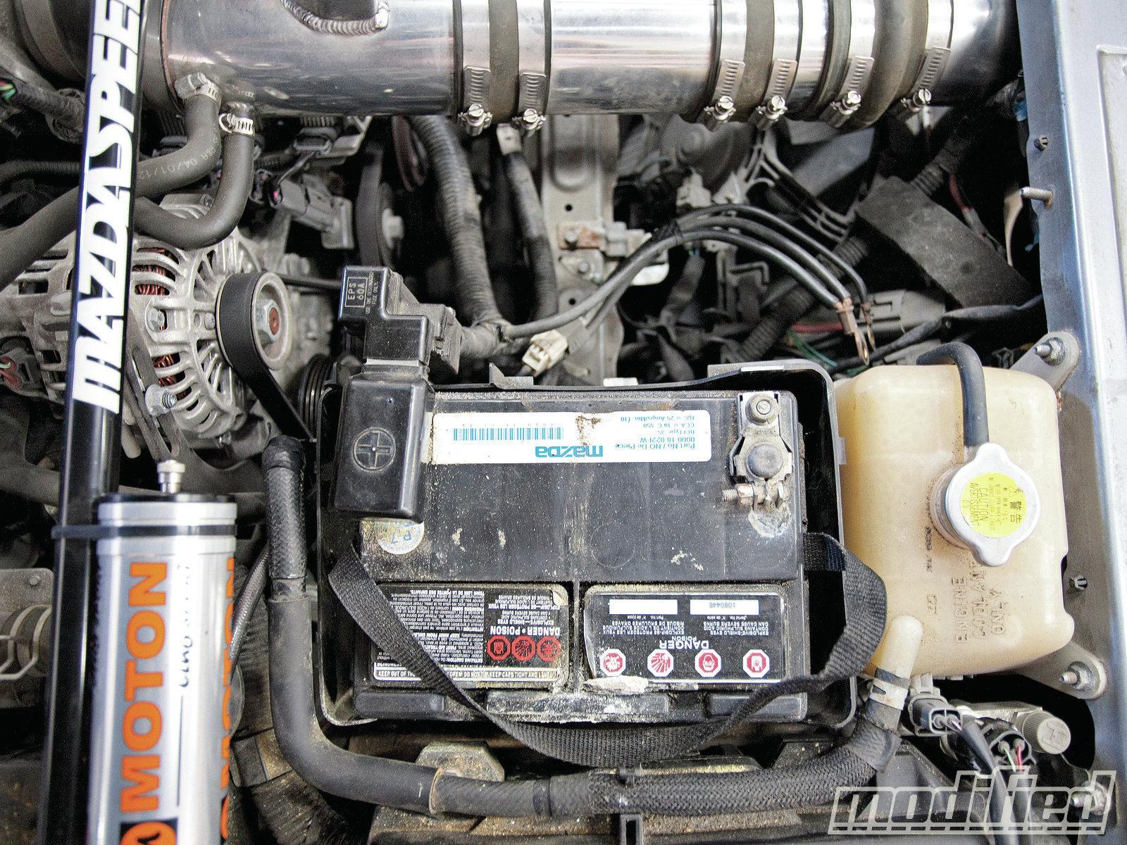 2005 Mazda RX-8 - Quicky Tech - Project RX-8 - Modified Magazine
