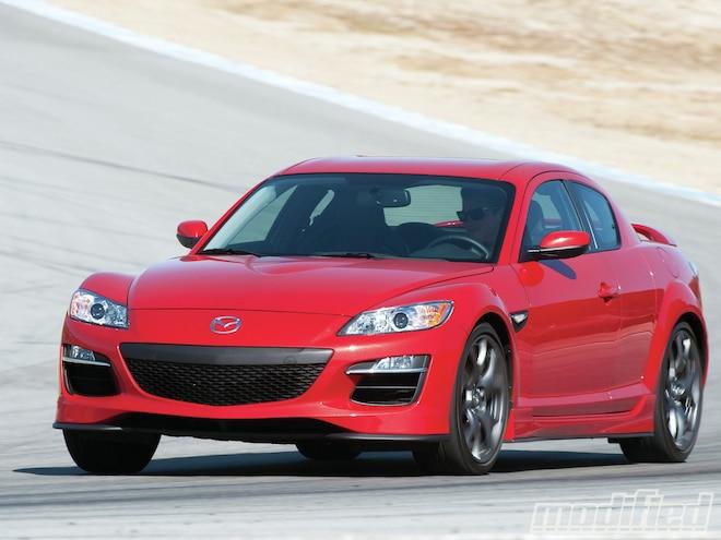 RIP Mazda RX-8 - Spinout