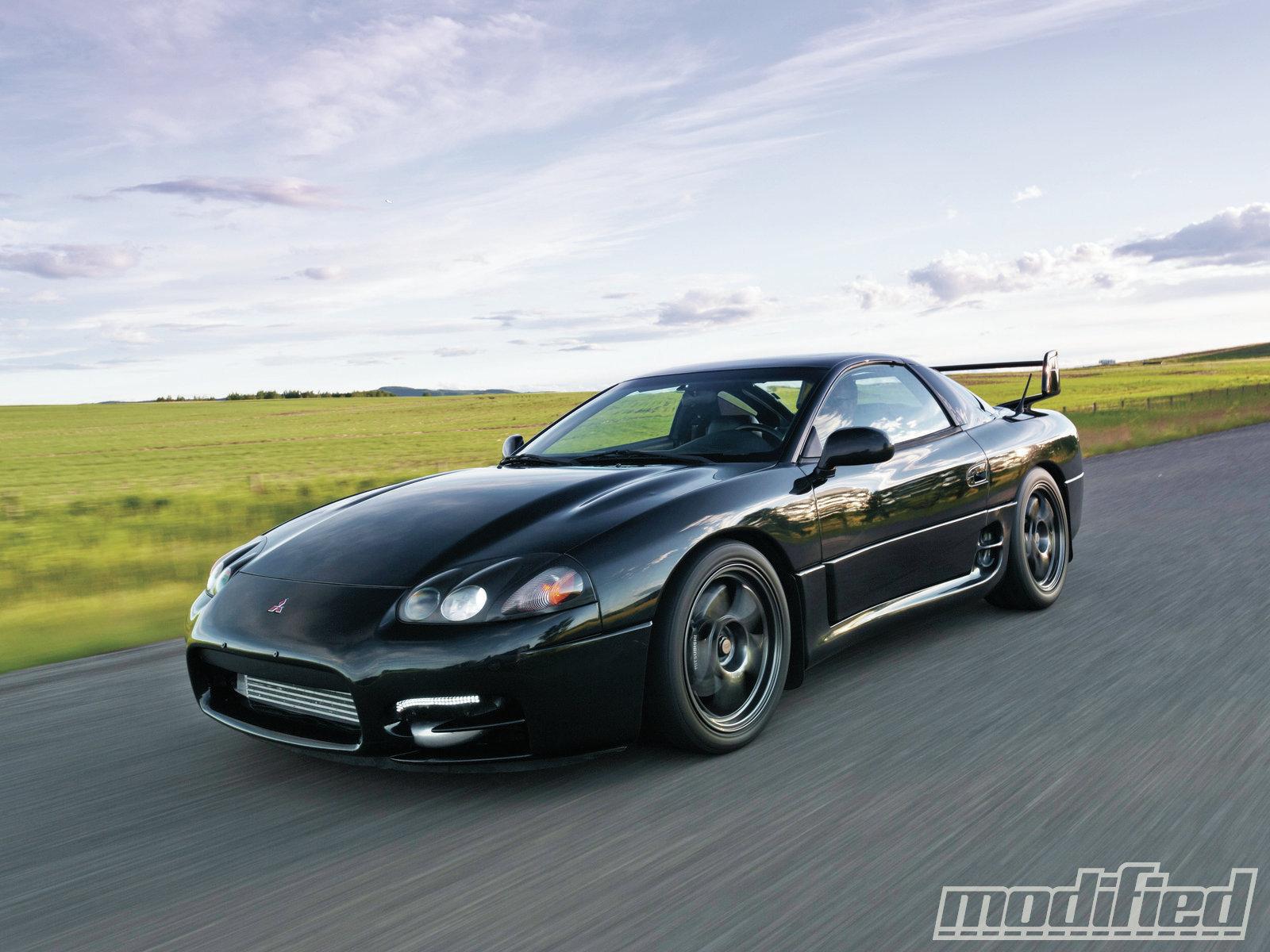 1999 Mitsubishi 3000gt Vr4 Porsche Hunter Modified Magazine