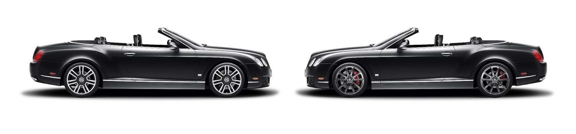 Bentley Continental GTC and GTC Speed 80-11 Editions Unveiled - Web Exclusive