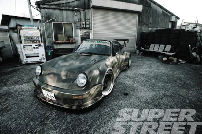 1984 Porsche 911 930R, 1986 Porsche 911 930 - It's A Rough World