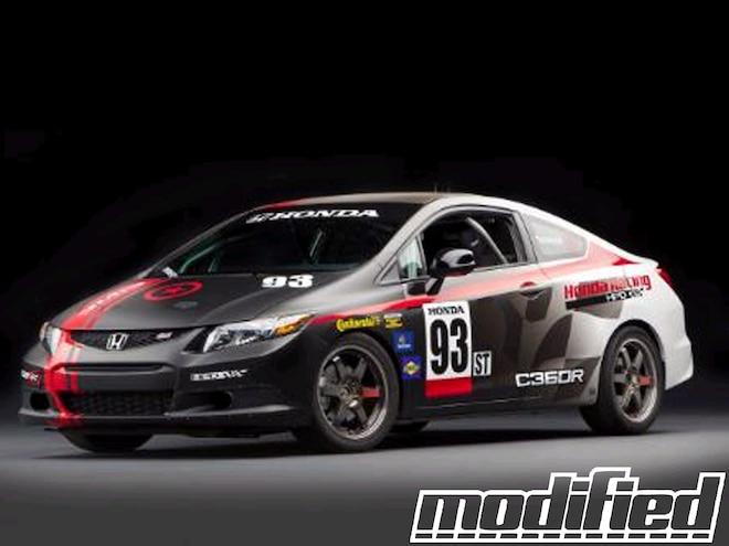 2012 Honda Civic Si Wows At SEMA Show