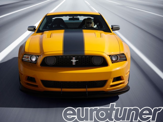 444hp Ford Mustang Boss 302 returns in 2013 - Web Exclusive