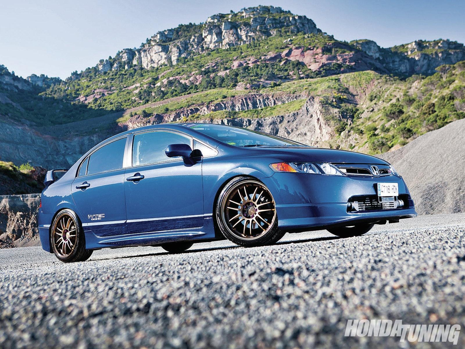 2007 Honda Civic Si 1999 Acura Integra Ls And More Grassroots Honda Tuning Magazine