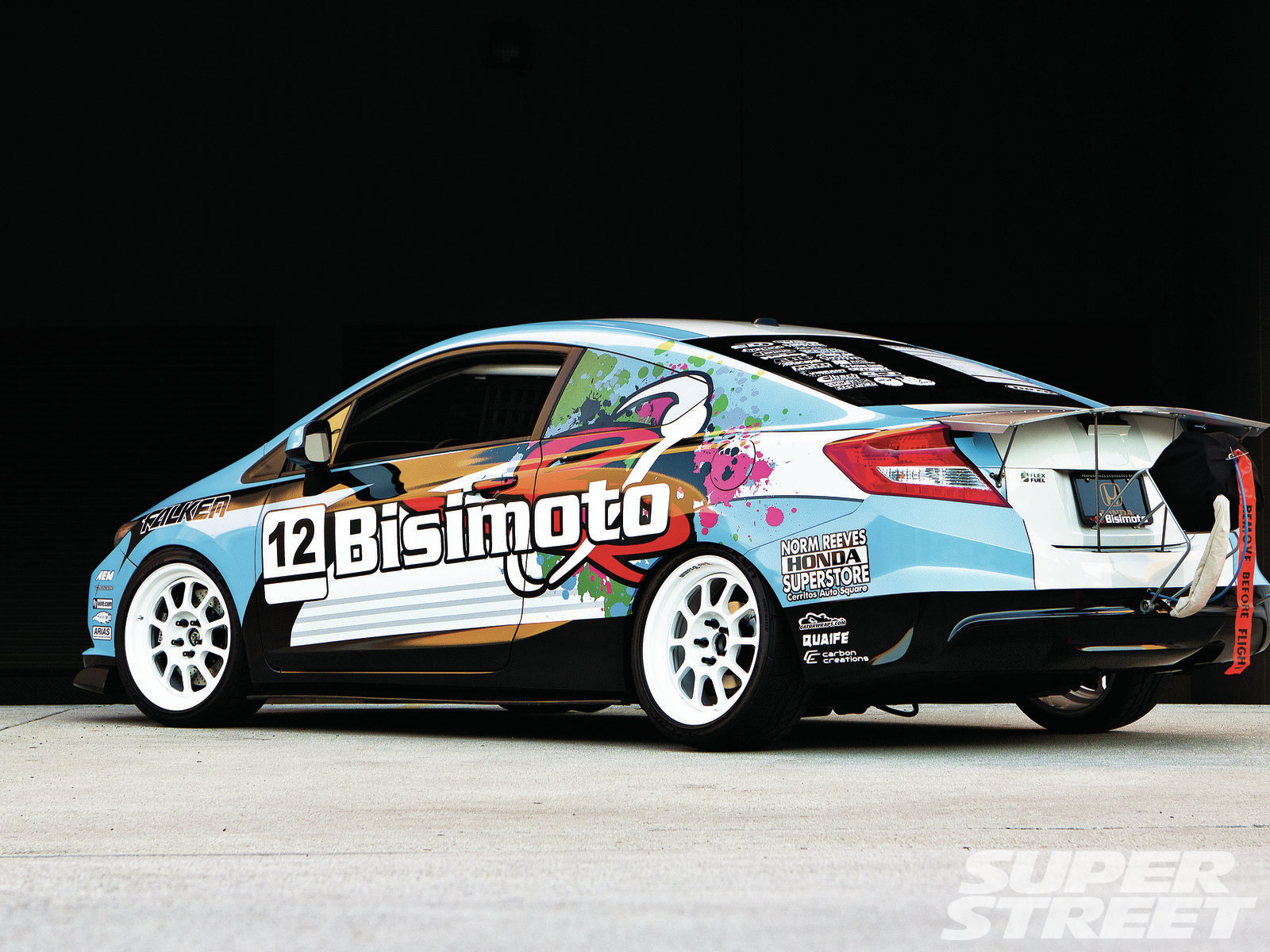 Cool 2012 Honda Civic Si F Ur K Super Street Magazine Caraccident5 Cool Chair Designs And Ideas Caraccident5Info