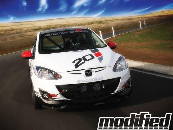 2012 Mazda2 B-Spec