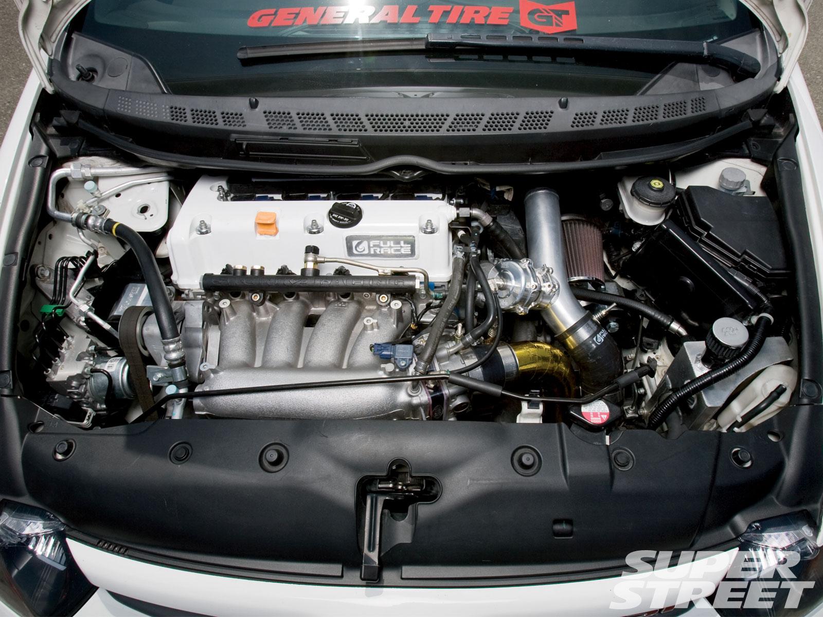 Sstp 1012 05 O 2007 Honda Civic Si Engine
