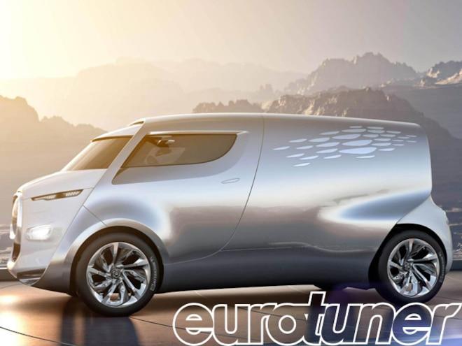 Citroen Tubik Concept - Web Exclusive